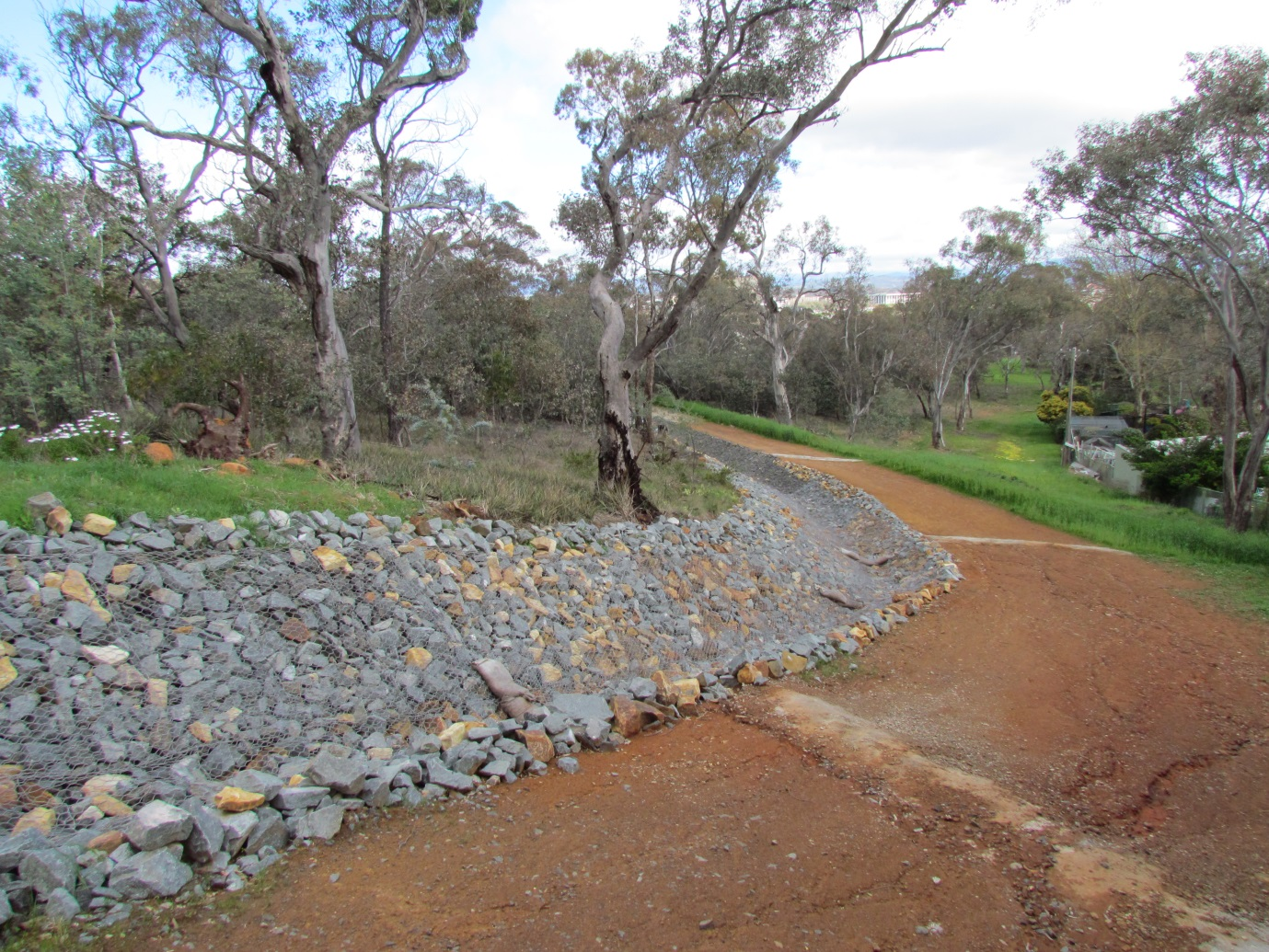 Campbell Storm water Upgrade