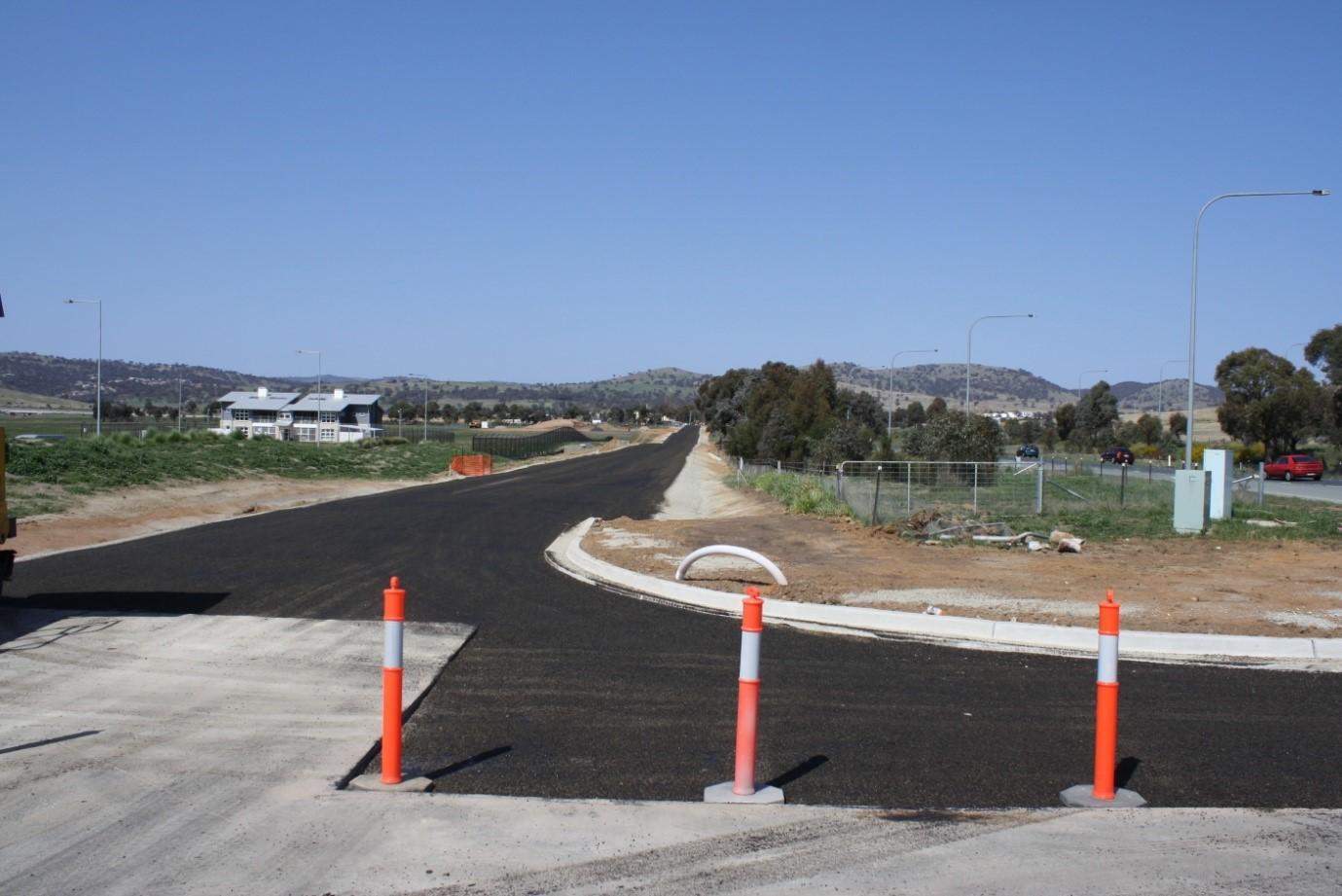 ESA Access Road