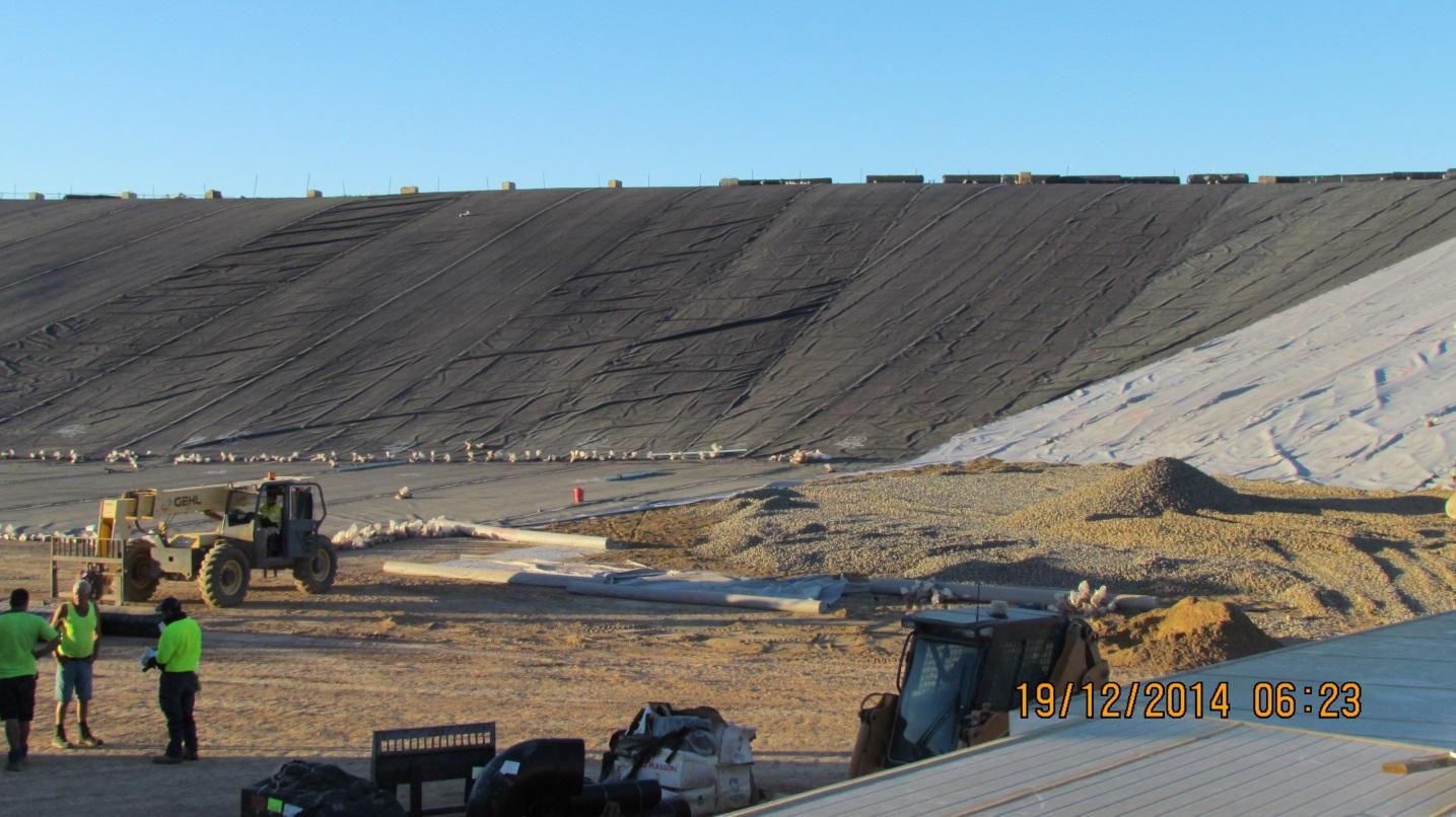 Mugga Lane RMC – A2AC Landfill Cell