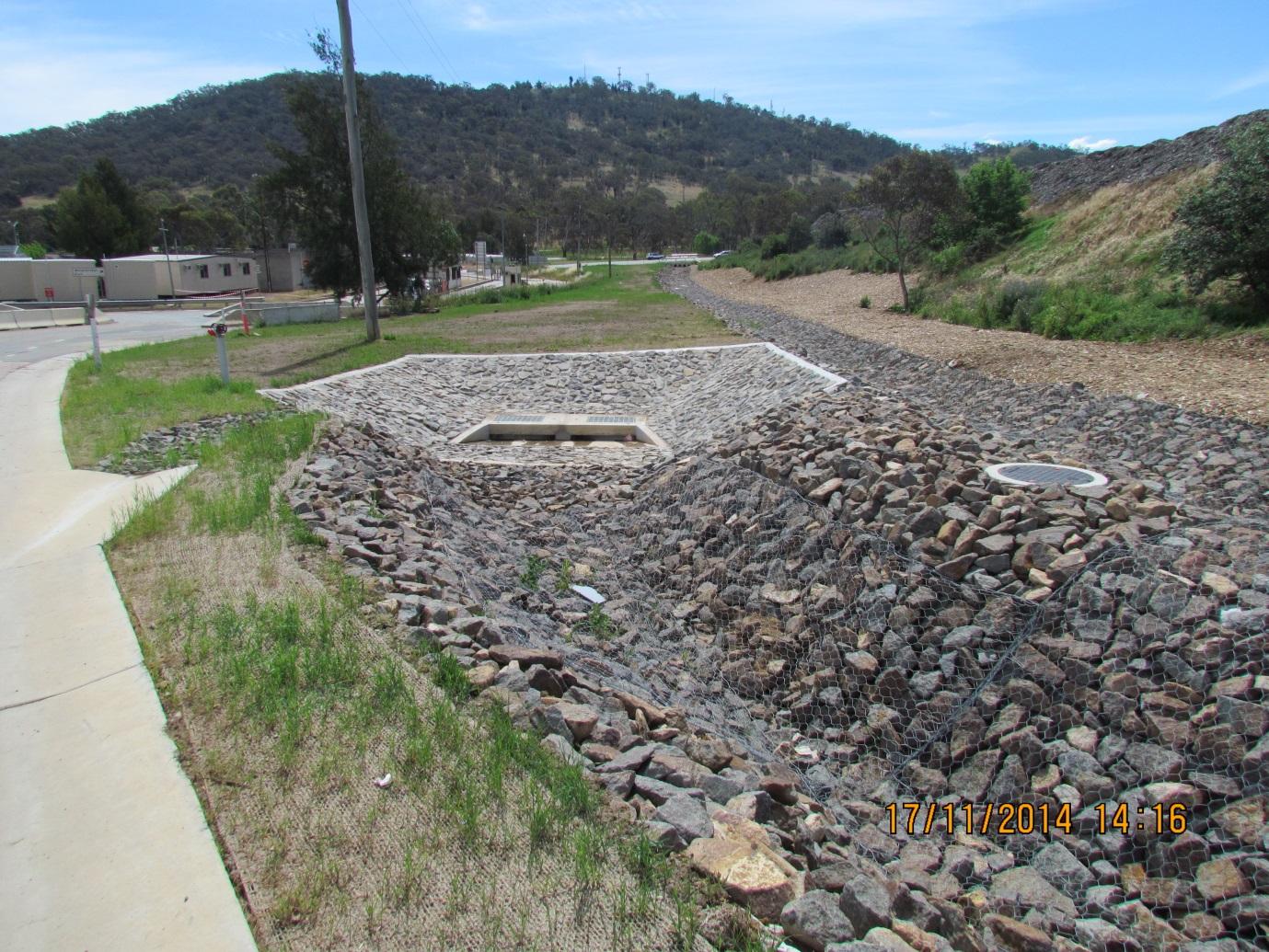 Mugga Lane Stormwater Management Works