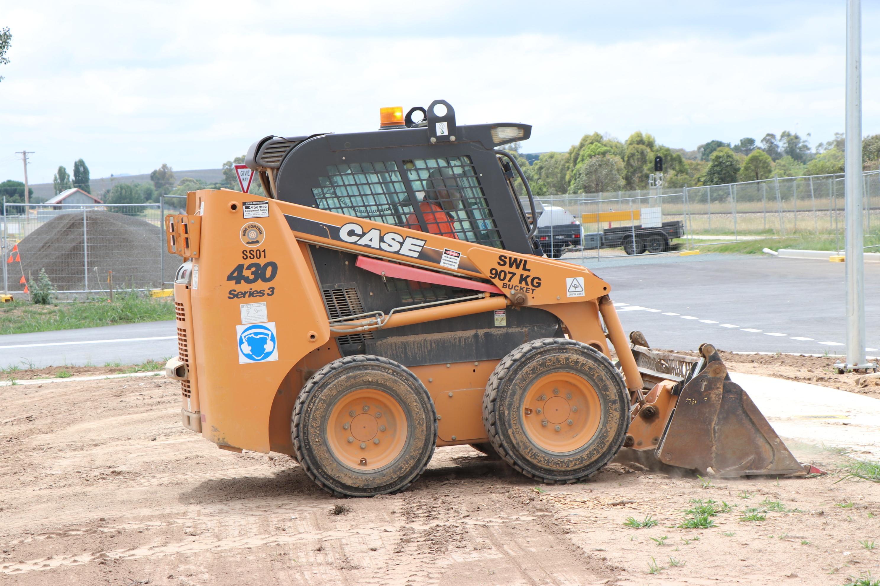 Canberra Motor Village, Precinct 3 civil works & Landscaping