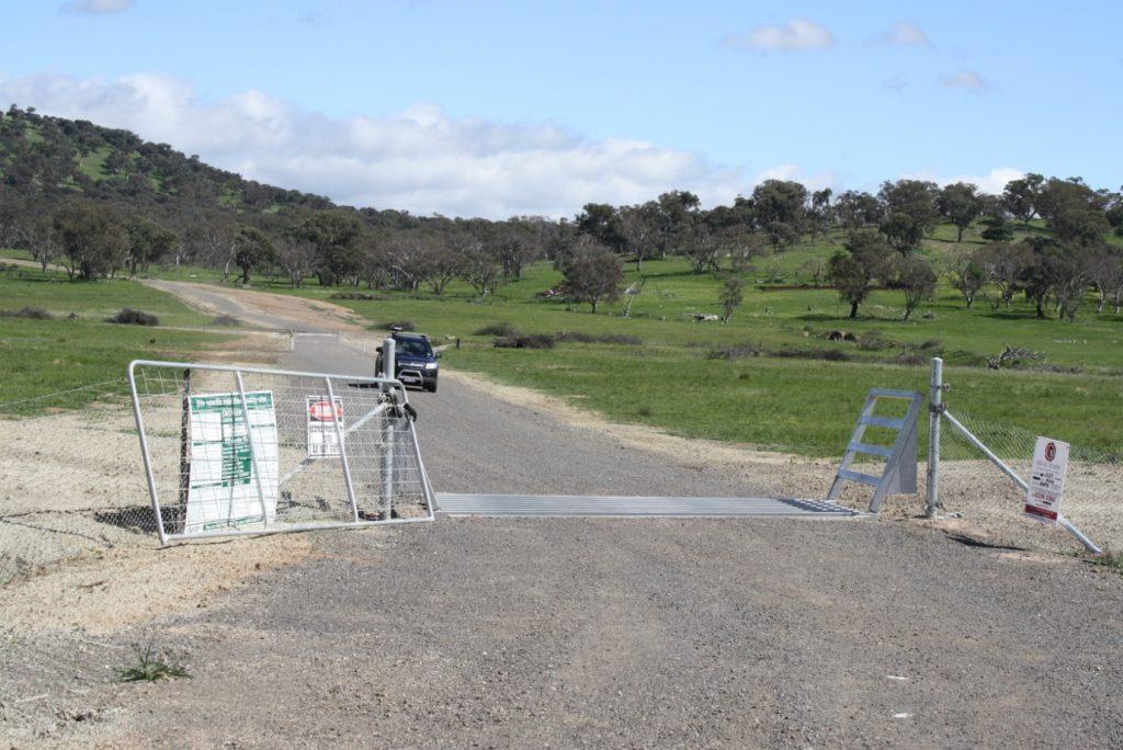 'Stonyhurst' Access Road, Hume